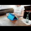 """Kép 2/9 - TRUST Összehajtható védőtok és állvány 10""""-os táblagépekhez 20315, Primo Folio Case with Stand for 10"""" tablets - blue"""