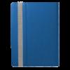 """Kép 4/9 - TRUST Összehajtható védőtok és állvány 10""""-os táblagépekhez 20315, Primo Folio Case with Stand for 10"""" tablets - blue"""