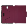 "Kép 8/10 - TARGUS Tablet tok, THZ75107GL, Samsung S4 Click-in  10.5"" (2018) Berry"