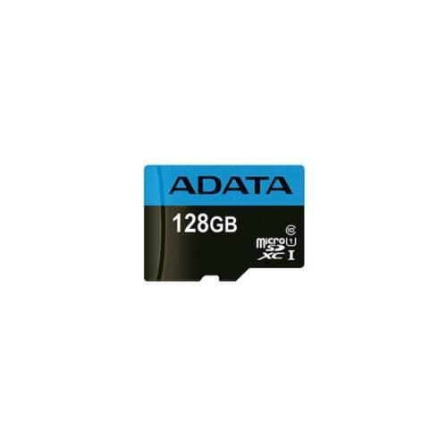 ADATA Memóriakártya MicroSDXC 128GB + Adapter UHS-I CL10 (100/25)