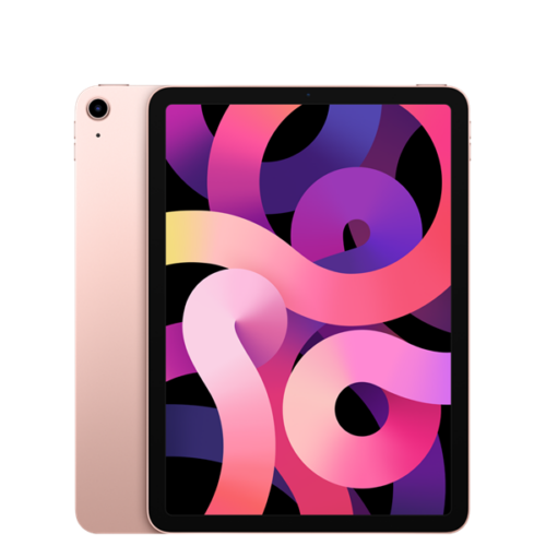 Apple 10.9-inch iPad Air 4 Cellular 64GB - Rose Gold