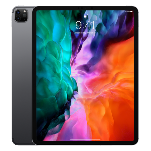 "Apple 12.9"" iPad Pro Cellular 1TB - Space Grey (2020)"