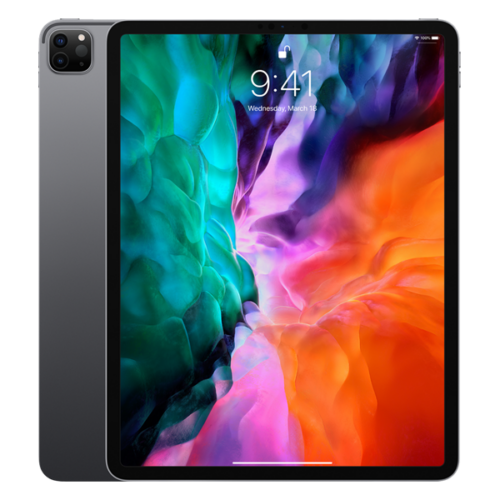 "Apple 12.9"" iPad Pro Wi-Fi 128GB - Space Grey (2020)"