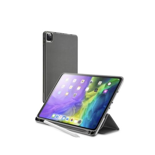 """Cellularline Tok, FOLIO Pen, tablet, kitámasztható, iPad Pro 11"""" (2020) fekete"""