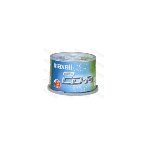 MAXELL CD lemez CD-R80 50db/Henger 52x