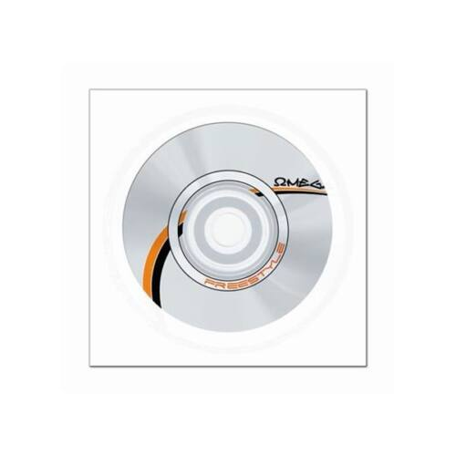 OMEGA-FREESTYLE DVD lemez -R 4.7GB 16x Papír tok
