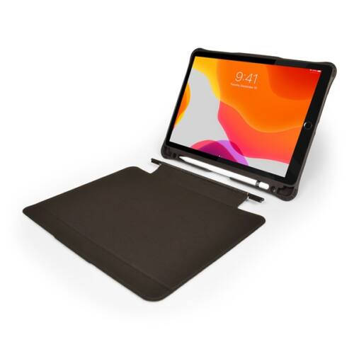 Port Designs tablet tok, MANCHESTER II RUGGED FOLIO FOR IPAD PRO 12.9 2020 - fekete