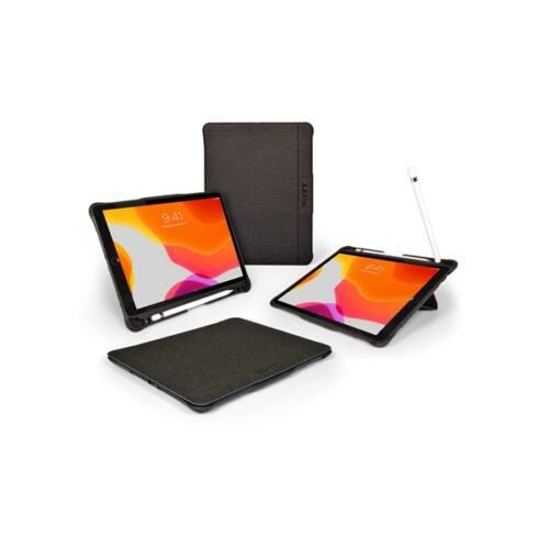 "Port Designs tablet tok, Manchester II Rugged Folio Ipad 10,2"" kompatibilis  - fekete"