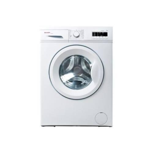 SHARP ES-HFA5101W2EE elöltöltős mosógép A++, slim, 5 kg, 1000 fordulat