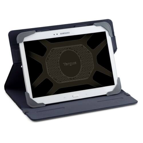 "TARGUS Tablet tok, Fit N' Grip 9-10"" Standard Universal Tablet Case - BLACK"